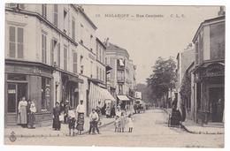 Malakoff , Rue Gambetta - Malakoff