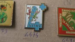 VITRY FSGT - Pin