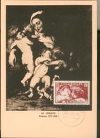 Carte Maximum - La Charité - Rubens (1577-1640) - Germany