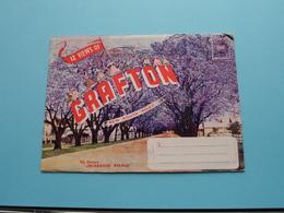 12 Views Of GRAFTON / Jacaranda Ave  ( Letter Card / C.W. Holton - Murray Views ) Anno 19?? ( See / Voir / Zie Photo ) ! - Australie