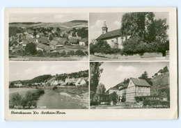 Y8294/ Elvershausen Krs. Northeim 1956 Foto AK - Unclassified