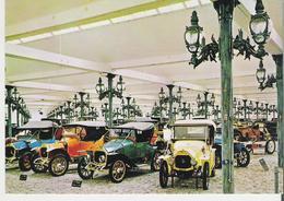 MULHOUSE. CP Musée National De L'Automobile Automobiles Le Zèbre - Mulhouse