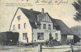 WARTENBERG Bei Geisingen,Baden ; Wirtschaft Zu Den Drei Lärchen. - Alemania
