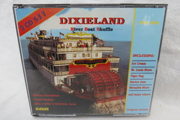 """2 CDs """"Max Gollie, Fred Rundall & His All Stars"""" Dixieland River Boat Shuffle, Original Artists - Country & Folk"""