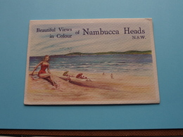 Beautiful Views In Colour Of NAMBUCCA HEADS N.S.W. ( Letter Card / Valentine ) Anno 19?? ( See / Voir / Zie Photo ) ! - Australie