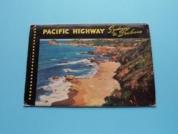 PACIFIC HIGHWAY, SYDNEY To BRISBANE Frank Hurley ( Letter Card / John Sands ) Anno 19?? ( See / Voir / Zie Photo ) ! - Australie