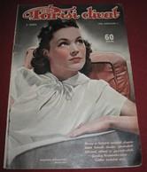 Maureen O'Sullivan - PARISI DIVAT Hungarian March 1942 VERY RARE - Magazines