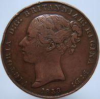Jersey 1/13 Shilling 1858 F - Jersey