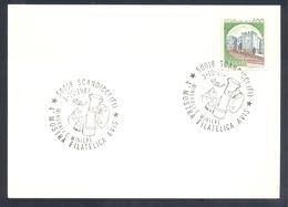 Italy 1987 Card: Minerals Mineralien Mineraux; Mining Bergbau; Minerals And Mines - Mineralien