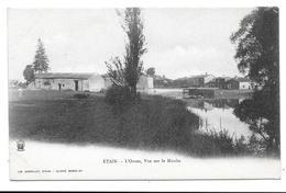 55 - ETAIN - L ORNES,VUE SUR LE MOULIN - Etain