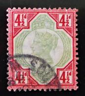 REINE VICTORIA 1887/900 - OBLITERE - YT 98 - 1840-1901 (Victoria)