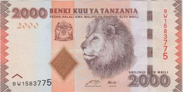 2.000 SHILLINGS 2011 - Tanzania