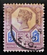 REINE VICTORIA 1887/900 - OBLITERE - YT 99 - MI 93 - 1840-1901 (Victoria)