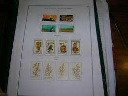 Sud Africa Bophuthatswana PO 1981 Telefoni    Scott.76/79 See Scans On Scottg.Page; - Bophuthatswana