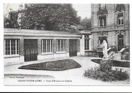 54 - COURS-NOTRE-DAME - COUR D HONNEUR ET GALERIE - Nancy