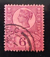 REINE VICTORIA 1887/900 - OBLITERE - YT 100 - MI 94 - 1840-1901 (Victoria)