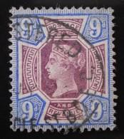 REINE VICTORIA 1887/900 - OBLITERE - YT 101 - MI 95 - 1840-1901 (Victoria)