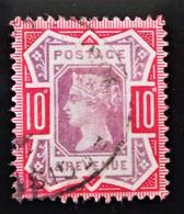 REINE VICTORIA 1887/900 - OBLITERE - YT 102 - MI 96 - 1840-1901 (Victoria)