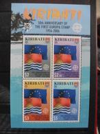Europa Cept 2006; Kiribati.50 Jahre Cept; Block; Postfrisch**; Mnh - Europa-CEPT