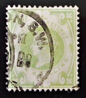 REINE VICTORIA 1887/900 - OBLITERE - YT 103 - MI 97 - 1840-1901 (Victoria)