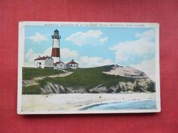 Lighthouse Montauk  New York > Long Island    Ref 3311 - Long Island