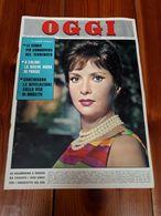 1962 - RIVISTA - OGGI - MORTE MARYLIN MONROE - GINA LOLLOBRIGIDA - ANNO 18 N.36 - Non Classificati