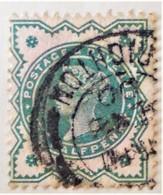 REINE VICTORIA 1887/900 - OBLITERE - YT 92 - MI 87 - 1840-1901 (Victoria)