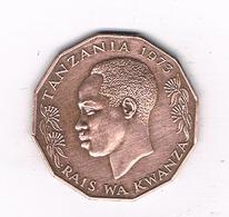 5 SENTI 1973 TANZANIA /3746/ - Tanzanie
