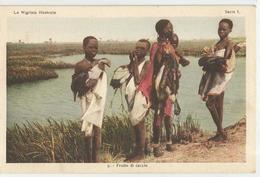 LA NIGRIZIA-MISSIONI DELL'AFRICA CENTRALE -FRUTTO DI CACCIA -FP - Missioni