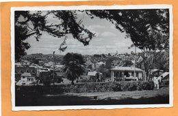 Madagascar Old Real Photo Postcard Mailed - Madagascar