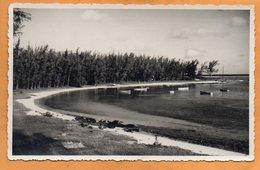 Mauritius 1952 Real Photo Postcard Mailed - Mauritius