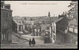 Angers - Vue De La Doutre, Prise De La Montée Saint-Maurice - Angers