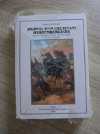 Heinrich Vossler - Journal D'un Lieutenant Wurtembergeois Durant Les Campagnes De 1812 Et 1813 Et Sa Captivité - History