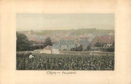CHIGNY VUE GENERALE  EDITION DES COMPTOIRS FRANCAIS - France