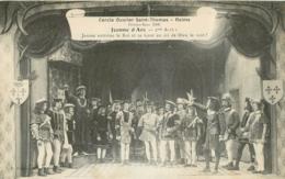 REIMS CERCLE OUVRIER SAINT THOMAS 1909 - Reims