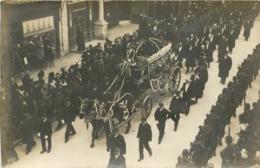 MONTPELLIER CARTE PHOTO CORTEGE DU PREFET  1914 - Montpellier