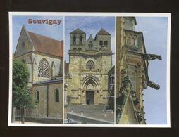 Souvigny (03) : L'église Prieurale Saint-Pierre Et Saint-Paul - Other Municipalities