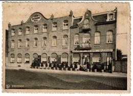 Westende - Yser Hotel-Restaurant Avenue De Lombartzijde Propr. Ramoudt-De Boodt - Circulée - 2 Scans - Westende