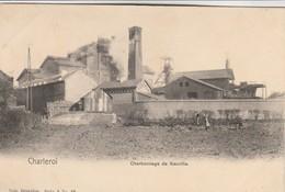 Charleroi ,    Charbonnages De Neuville ,( Nels , Série 5 ,n° 29 ) - Charleroi