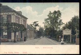 Ede - Stationsweg - C Van Laar Hotel Cafe - 1907 - Ede