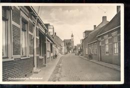 Hoedekenskerke - Kerkstraat - 1952 - Pays-Bas