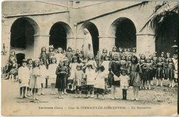 Lectoure - Cour De L'Immaculée Conception - En Récréation - Lectoure