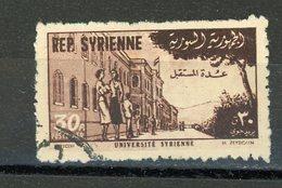 SYRIE : POSTE AERIENNE - Yvert N° 56 Obli. - Syrie