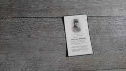Faire Part Décès Général André Broussaud Légion D'honneur Croix De Guerre 1955  Généalogie Image Religieuse - Obituary Notices