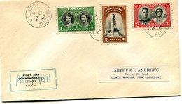 CANADA 1939 FDC Royal Visit.BARGAIN.!! - ....-1951