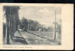 Mecklenburger Hof - Leidsche Straatweg - 1905 - Sonstige