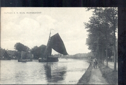 Alphen A D Rijn - Zeilboot Schip - 1923 - Alphen A/d Rijn