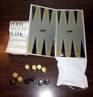 Backgammon Jeu De Voyage Publicitaire - Cointreau On Ice - Publicité