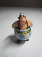 Figurine - Astérix - Goscinny - Uderzo - Plastoy Hauteur : 4 Cm Env - Astérix & Obélix