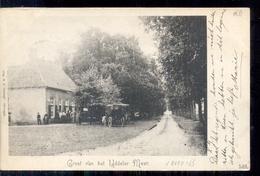 Uddeler Meer - Koets - Groet Van Het - 1901 - Pays-Bas